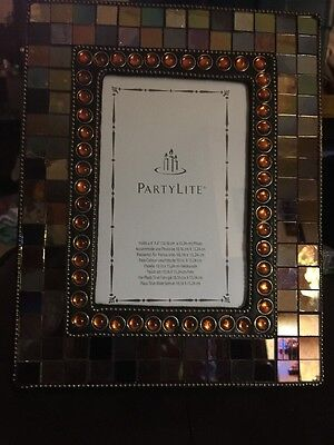 Partylite Global Fusion Picture Frame