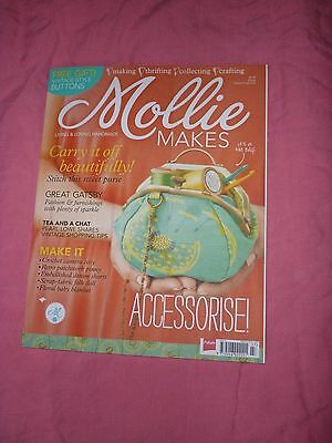 Mollie makes crafting magazine issue 27
