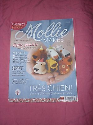 Mollie makes crafting magazine issue13
