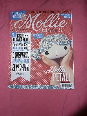 Mollie makes crafting magazine issue 52