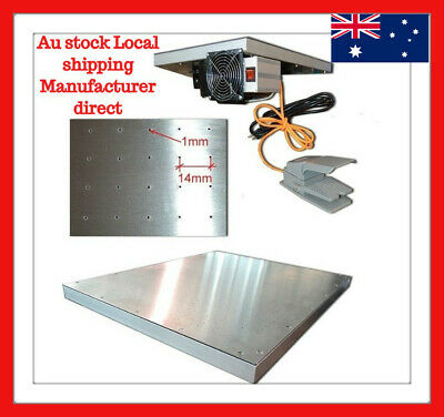 Stainless Steel Vacuum Pallet 50x60cm for All Screen Printing Press