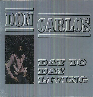 Day To Day Living - Don Carlos (2012, Vinyl NEU)