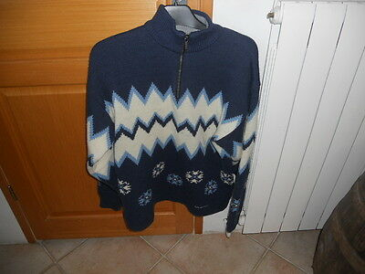 pull homme quechua taille XL