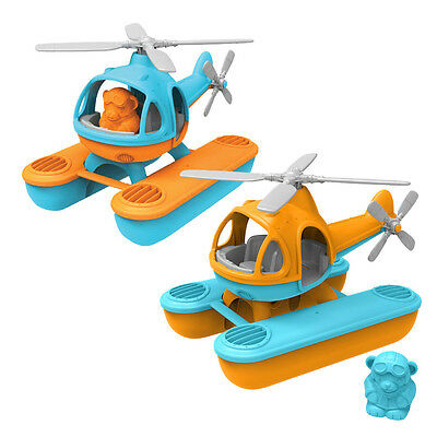 Green Toys Seacopter  - Bath and Water Toys