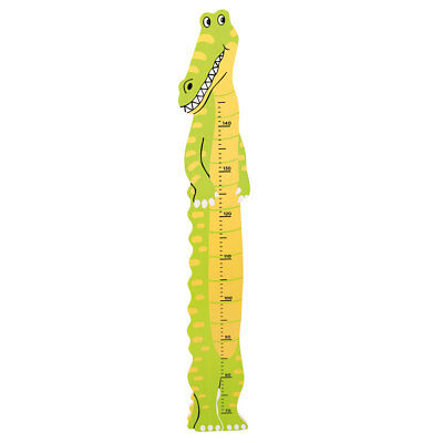 Bigjigs Toys Height Chart (Crocodile)