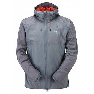 Mountain Equipment Kinesis Insulated Windproof Jacket Small Polartec Alpha