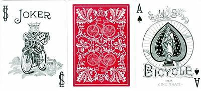 Bicycle Vintage Safety Back Playing Cards