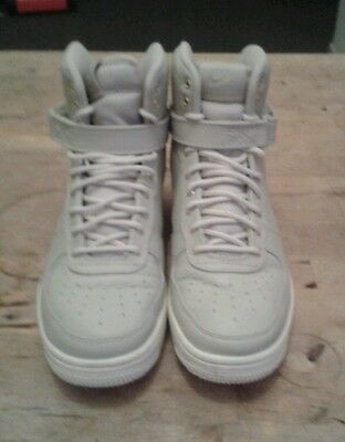 Nike Womens Light Grey High Top Trainers, Size 4.5