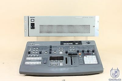 Sony DFS 300 P Video mixer with console