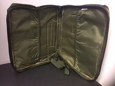 Military Doc/map Case