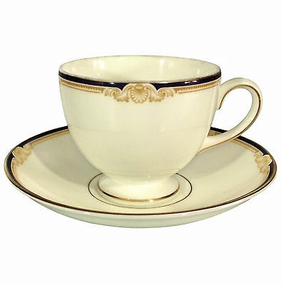 Wedgwood CAVENDISH R4680 Footed Tea Cup & Saucer - up to 12 available