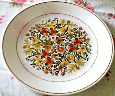 Corelle Indian summer dining plate