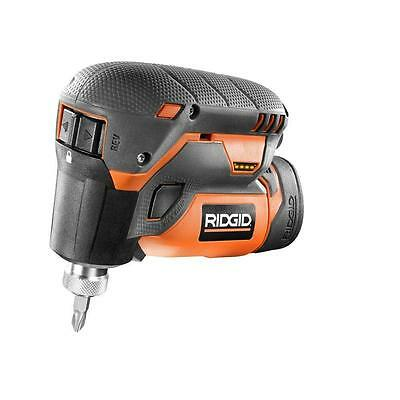 Ridgid 12V Palm Impact Screwdriver Lithium BARE TOOL Only R8224 FAST! D98