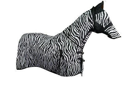 Loveson Fly Rug Combo-Zebra NOW ONLY £29.99 -RL236