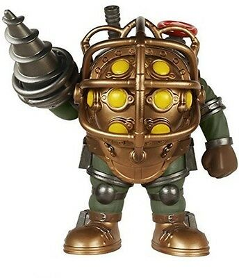 Bioshock - Big Daddy 6 - Funko Pop! Games (2015, Toy NEU)