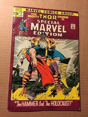 Marvel Special Edition #4 Thor