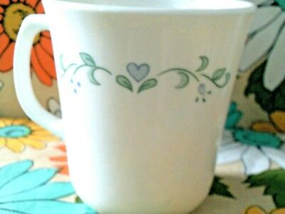 Corning Country Cottage mug vintage great condition