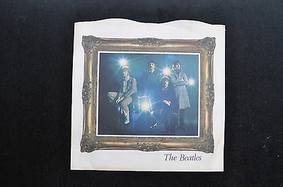 The Beatles. Strawberry Fields Forever/Penny Lane. 1967 Pic Sleeve.  Ex Con