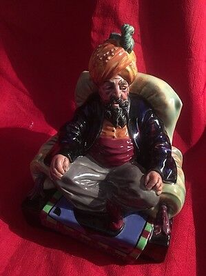 Royal Doulton Figurines Abdullah Hn2104 Excellent