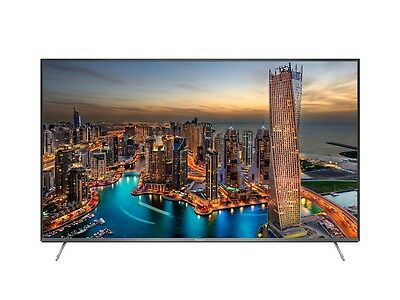 "Panasonic TX-65CXW704 schwarz-chrom Ultra HD 3D 800Hz LED-TV 65"" (164cm)  HD Tri"