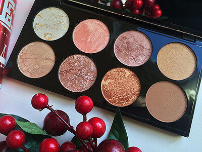 100 % Authentic Makeup Revolution Ultra Blush Palette Golden Sugar