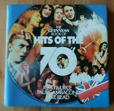 The Guinness Book Of Hits Of The 70 's.