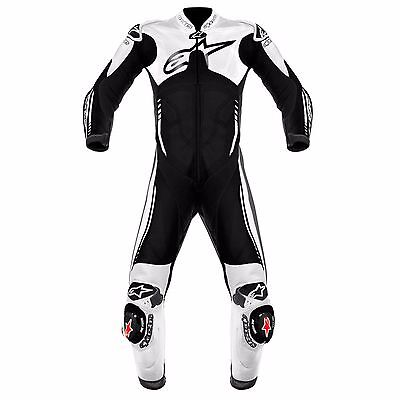 Alpinestars Motorbike Leather Suit Racing Motorcycle Custom Made Any Colour