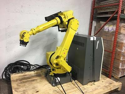Fanuc M-710iC/50 Robotic System w/ R30iA Controller - Extremely Clean!