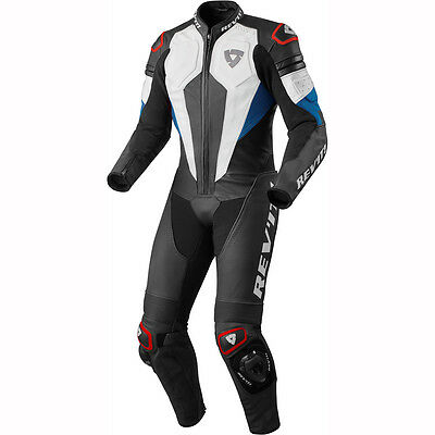 Rev'it Motorbike Leather Suit Racing Motorcycle Custom Made Any Colour