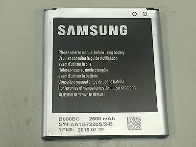 Original New Battery for Samsung Galaxy S4 i9500 B600BC B600BE B600BU 2600mAh