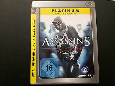 Assassin's Creed -- Platinum (Pyramide Software) (Sony PlayStation 3, 2010)