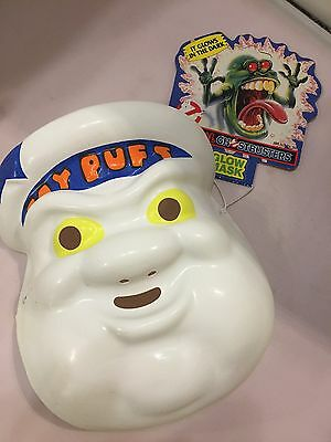 Ghostbusters Vintage Stay Puffed Mask