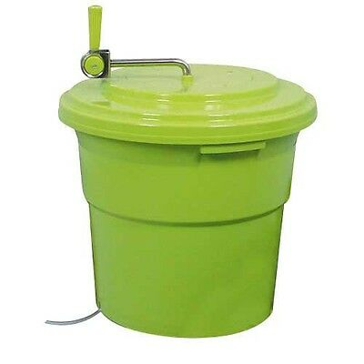 20 Liter/5 Gallon Large Commercial Salad Spinner