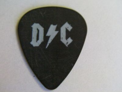 Dashboard Confessional AJ Cheek Authentic Guitar Pick