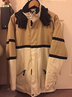 Quicksilver Snowboard Ski Jacket Medium Perfect Condition