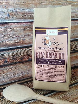 Harry Potter Butter Beer Bread Mix- Baking Kit - Valentines Gift