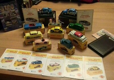 large joblot diecast DINKY/TOURING CARS