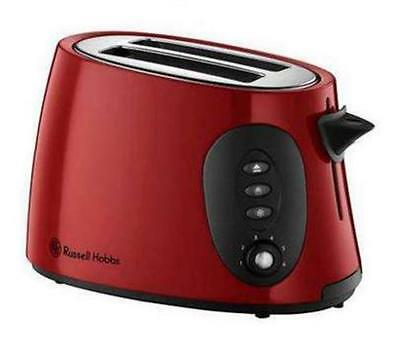 Russell Hobbs Stylis 2 Slice Red Toaster - 18580