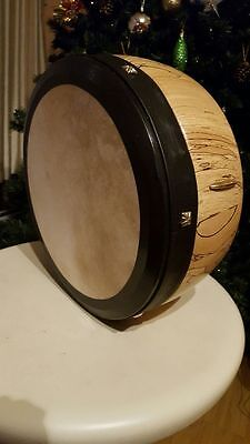 Handcrafted Bodhran Drum Goat Skin