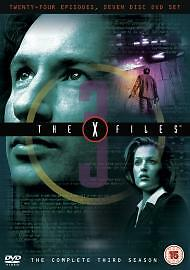 The X-Files - Series 3 - Complete (DVD, 2004)