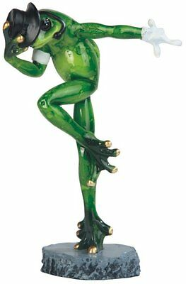 7.5 Inch Michael Jackson Frog with Glove Statue