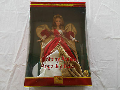 2000 Holiday Angel Barbie-Collector Edition-Second In The Series-Canadian-Mattel