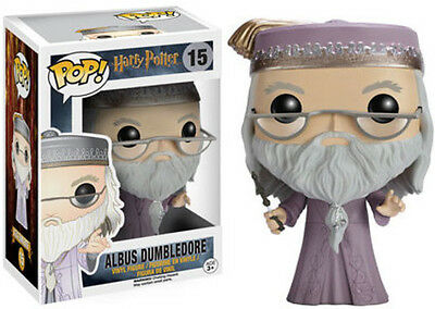 Harry Potter - Albus Dumbledore - Funko Pop! Movies (2016, Toy NEU)
