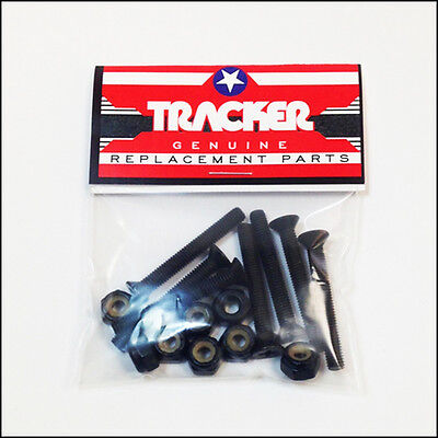 "1.5 "" Genuine Tracker Trucks Phillips Longboard Skateboarding Mounting hardware"