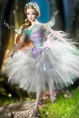 RAR!Barbie Collector Titania aus Midsummer Night`s Dream Ballet  NRFB