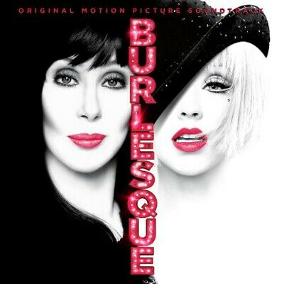 Soundtrack - Burlesque (2010, CD NEU)
