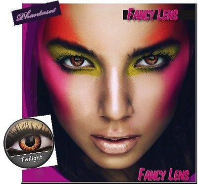 Lentilles de contact festive mode PHANTASEE Modèle FANCY LENS TWILIGHT
