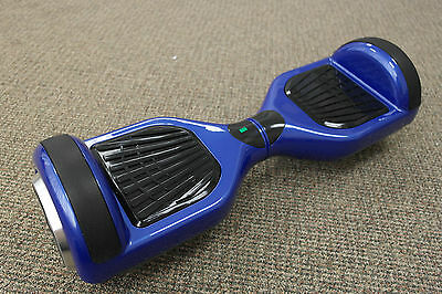 New Brand Promotion SP-Board6 UL2272 Two Wheel Smart Balancing Scooter Blue
