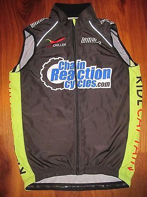 Le Col Lightweight Gilet - Size Small - £80 New