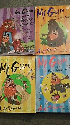 Mr Gum 4 book collection